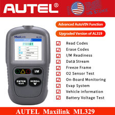 Automotive AUTEL OBDII EOBD OBD Fault Code Reader Engine Diagnostic Scanner Tool