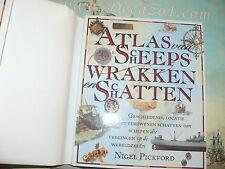 Pickford: Atlas van de Scheepswrakken en Schatten