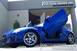 Nissan 350Z 2003-2009 LAMBO DOOR KIT  BY VERTICAL DOORS INC (Fits Nissan 350z)