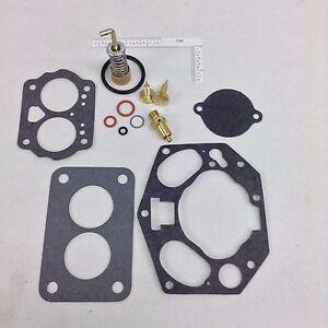 ZENITH 32NDIX Carburetor Kit 1950-1965 PORSCHE 356, 356A 356B 356C 356SC 4 CYL