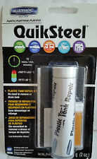 Quiksteel Plastic Tank Repair Kit - Leaking Tank and fuel Tank
