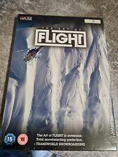 New listing ✔️The Art of Flight DVD Transworld Snowboarding Extreme Sport Travis Rice