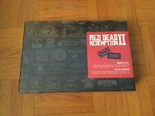 Official Rockstar Red Dead Redemption 2 Domino Set RARE