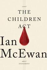 The Children Act (Wheeler Publishing Large Print) by McEwan, Ian