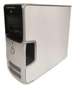 Dell Dimension E520 E-ATX Case Chassis Enclosure - U8926 - SR6
