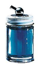 Paasche 1-Ounce Glass Bottle Assembly For H Airbrush, New, Free Shipping