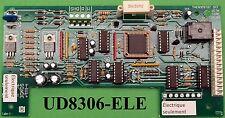 Fournaise biénergie convertie en fournaise Électrique par contrôle UD 8306- ELE