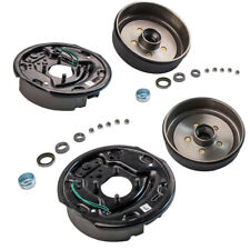 """Trailer 5 on 4.5"""" Electric Brake Hub Drum Kits with 10""""X2-1/4 For 3500 lb Axle"""