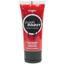 Pink Vegan Hair Colouring