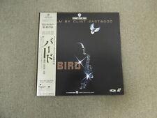 Bird - Laser Disc - OBI JAPAN LD 2discs