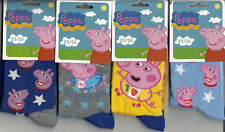 Peppa Pig Klein-Kind Socken Strümpfe Gr. 19/22 oder 23/26