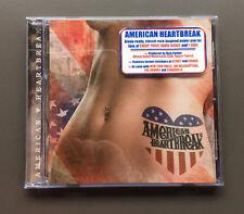 AMERICAN HEARTBREAK - American Heartbreak CD EX Features Jetboy & Exodus Members
