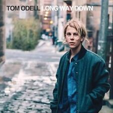Tom Odell Long Way Down CD 10 Track (88765439082) European Columbia 2013