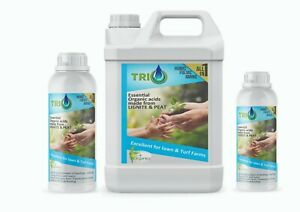 TRIO - Bio Formulation of Humic Acid, Fulvic Acid and Amino Acids