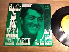 "DEAN MARTIN ""GENTLE ON MY MIND/ THAT´S WHEN I SEE THE BLUES"" REPRISE RECORDS OOP"