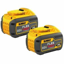DEWALT DCB6092 Flexvolt Li-Ion Battery - 2 Pack