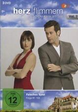 Herzflimmern - Die Klinik am See - Vol.7  - 3 DVD BOX NEU in Folie (609)
