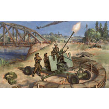 Zvezda 6170 Brit Bofors arma AA 40mm Mk-2 Kit Modelo 1:72