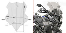 Spoiler cupolino GIVI D2139S Tracer 900 - Tracer 900 GT (18)