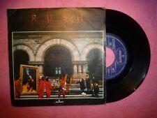 "RUSH Vital Sings ( Signos Vitales ) 7"" SINGLE SPAIN PRESS  (EX-/VG++) P"