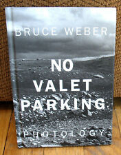 Bruce Weber No Valet Parking Montana Big Sky Country Photographs John Cheim HC