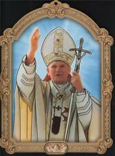 NICE SAINT POPE JOHN PAUL II PICTURE HOME INTERIOR DECOR new