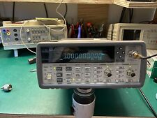 HP/Agilent 53132A  OPT:030 Universal Frequency Counter 3GHz