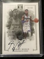 2016 Buddy Hield /49 Impeccable Auto Rookie RC Autograph Panini MINT Kings SP