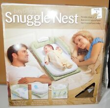 Baby Delight Snuggle Nest Portable Infant Sleeper 0-4 Months