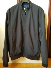 Barbour International Jacket Navy Medium