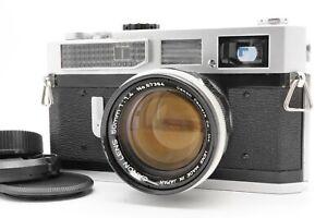[Near MINT CLA'd] Canon Model 7 Rangefinder Camera 50mm f/1.4 Lens From Japan