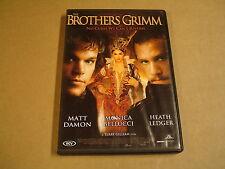 DVD / THE BROTHERS GRIMM ( MATT DAMON, MONICA BELLUCCI, HEATH LEDGER )
