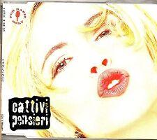 CATTIVI PENSIERI CD single PROMO 1 traccia 1996 EMOZIONE