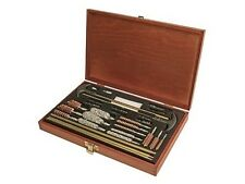 NEW Outers 32-Piece Universal Cleaning Kit with Wooden Box 70080