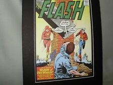1961 The Flash # 123 DC Comic Poster Promo