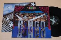 RINGO STARR BEATLES:LP-1°PRESS ITALY 1973 FOC+BOOK EX