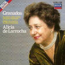 Granados: Seis piezas sobre cantos populares espa€oles/Allegro de