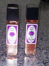 Two x Musk Rose Spiritual Sky Oil Body Perfume 2 x 8.5ml bottles