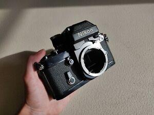 Nikon F2A con Photomic DP-11 - NUOVE guarnizioni - Perfettamente funzionante