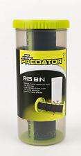 Fox Rage Predator Rig Bin FAC064 Rigbin Rigtube Vorfachrohr Rohr für Vorfächer