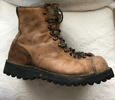 Danner Cabelas Elk Hunter Boots  Mens Size 11 D Leather Gore-tex Made In USA