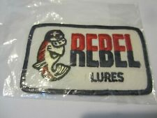 New listing Vintage fishing lure Rebel