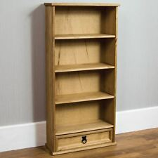 Wooden Shelf Bookcases, Shelving & Storage Furniture with 4 Shelves