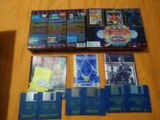The Dream Team Collection by Ocean Game for Commodore Amiga Computer tested&work