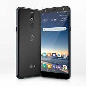 "LG K40 (32GB, 2GB) 5.7"", Single SIM GSM AT&T Unlocked (US + LATIN) 4G LTE X420AS"