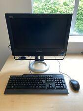 Lenovo ThinkCentre M71z All-in-one PC Intel I3 3.1GHz 4GB RAM 250GB W10 SET UP!