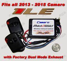 2013 - 2015 Camaro 1LE Dual Mode NPP Mild 2 Wild Exhaust Control - FREE Shipping