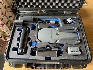 DJI Mavic Pro 4K Cinematic Quadcopter, 2 Batteries, Fly-More Combo + Extras!