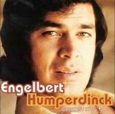 ENGELBERT HUMPERDINCK: GREATEST HITS CD THE VERY BEST OF / NEW