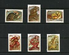 T624  Poland 1986  Folk & Fairy Tale Legends  6v.     MNH